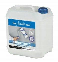 BLUE DOLPHIN GRUNT AKRYLOWY UNIGRUNT ZE SREBREM 5L