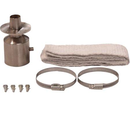 Adapter węża spalinowego FOGO (silniki Honda GX200, RATO R210)  Nr art. 10117