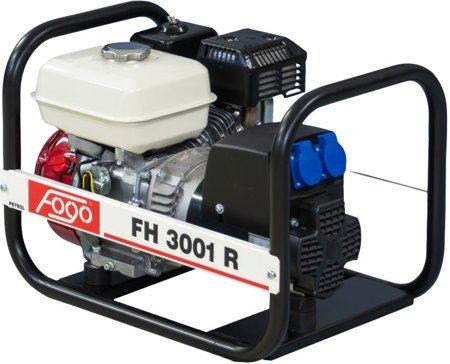 Agregat prądotwórczy FOGO FH 3001 R + Olej + Darmowa DOSTAWA