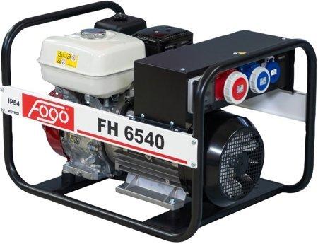 Agregat prądotwórczy FOGO FH 6540 + Olej + Darmowa DOSTAWA