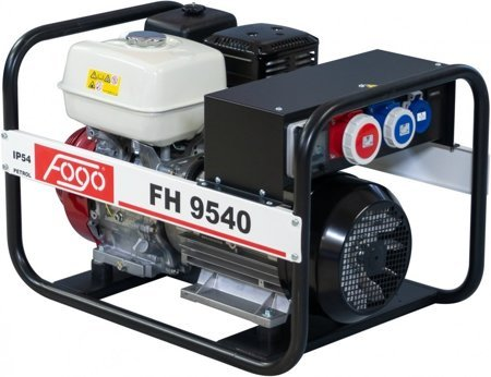Agregat prądotwórczy FOGO FH 9540 + Olej + Darmowa DOSTAWA