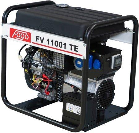 Agregat prądotwórczy FOGO FV 11001 TE + Olej + Darmowa DOSTAWA