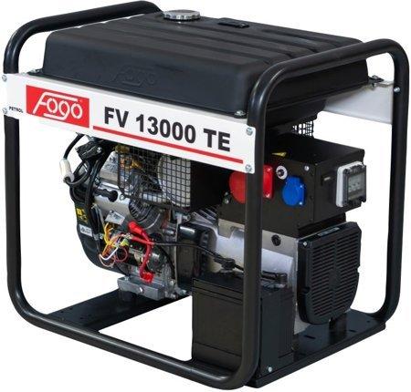 Agregat prądotwórczy FOGO FV 13000 TE + Olej + Darmowa DOSTAWA