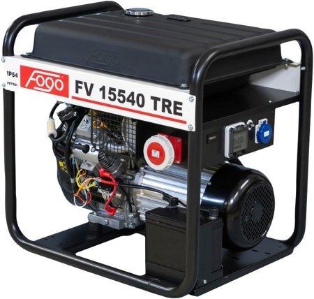 Agregat prądotwórczy FOGO FV 15540 TRE + Olej + Darmowa DOSTAWA
