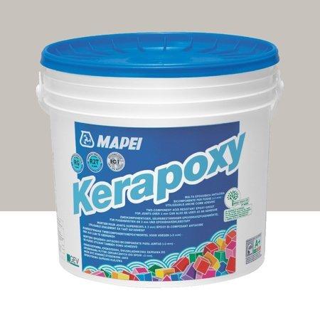 FUGA EPOKSYDOWA MAPEI KERAPOXY 111 10KG SREBRNY
